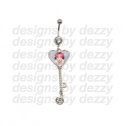 KPOP Belly Rings