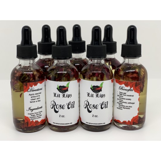 Rose Oil 2oz