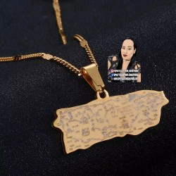 Puerto Rico Necklace Style 3