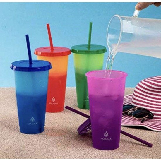 Color Change Cold Cup