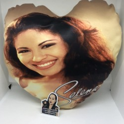 18in Custom Heart Pillow