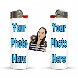 Custom Photo Lighter