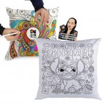 Coloring Pillow