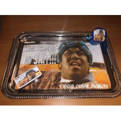 Rolling Tray Set
